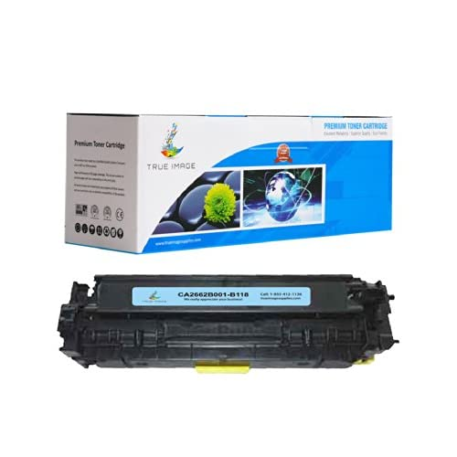 TRUE IMAGE Canon CA2662B001-B118 Compatible Toner Cartridge Replacement for Canon 118/2662B001AA, Black