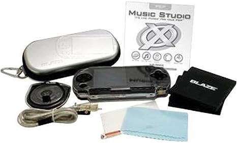 Blaze PSP Protector Pack with Music Studio by Blaze: Amazon.es: Videojuegos