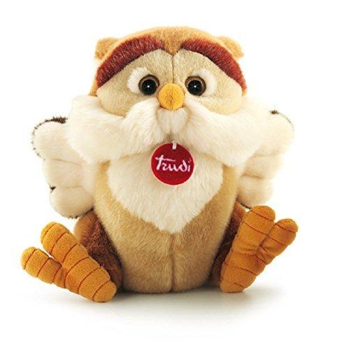 Trudi Classic Owl Rinaldo Plush Toy, 10