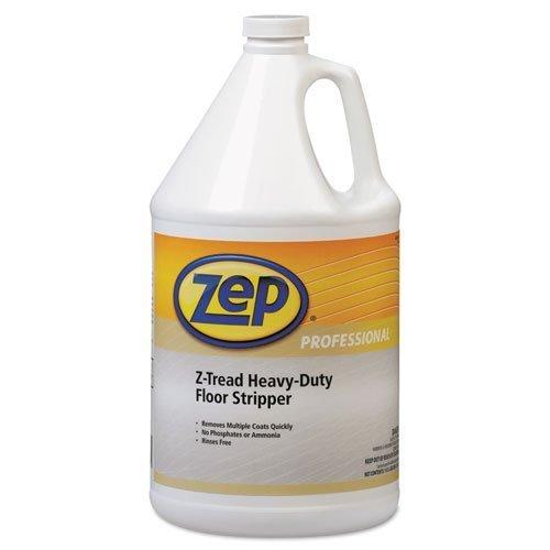 (ZPPR03124 - Zep Professional Z-tread Heavy-duty Floor Stripper, 1 Gal Bottle)