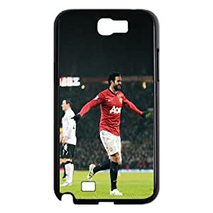 Samsung Galaxy N2 7100 Cell Phone Case Black Manchester Utd Juan Mata Kfdol