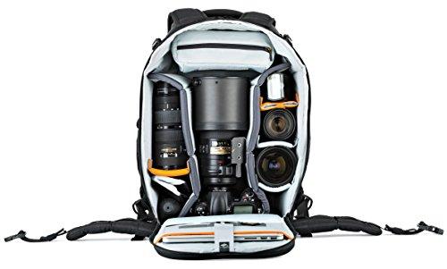 Lowepro II Bag. Lowepro Camera DSLR Cameras Multiple Lenses.