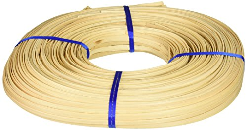 Commonwealth Basket Flat Reed 3/16-Inch 1-Pound Coil, Approximately 400-Feet
