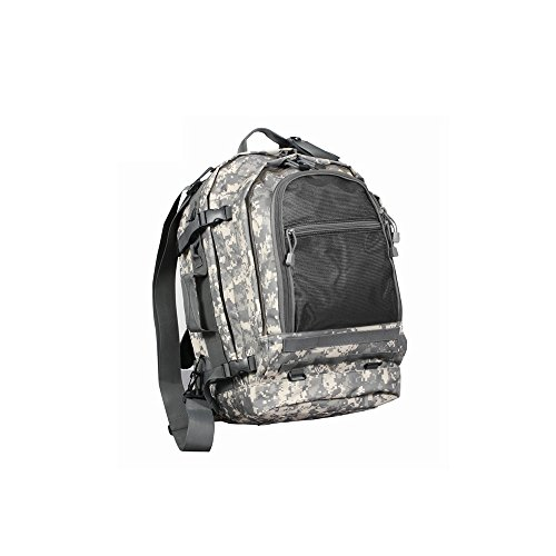 Rothco Move Out Tactical Travel Backpack, ACU Digital Camo