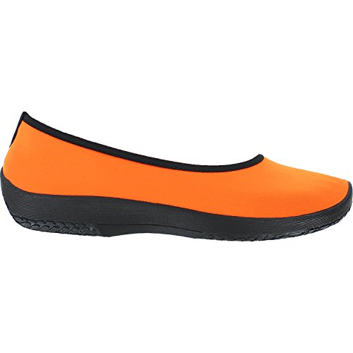 Arcopedico Womens Lolita Orange Slip-On - 39