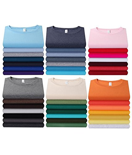 Bella + Canvas Womens Super Soft Athletic Yoke T-Shirt (3001C) -HEATHER CA -L