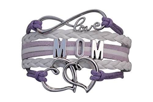 Infinity Collection Mom Bracelet, Mom Jewelry- Makes The Perfect Mom Gift, or Baby Gift