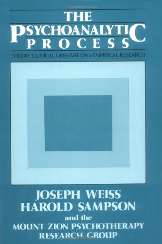 The Psychoanalytic Process: Theory, Clinical Observation, & Empirical Research