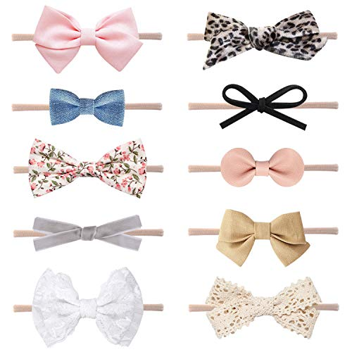 Baby Girl Headbands and