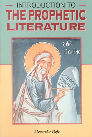 Introduction to the Prophetic Literature (The Biblical Seminar, 49)