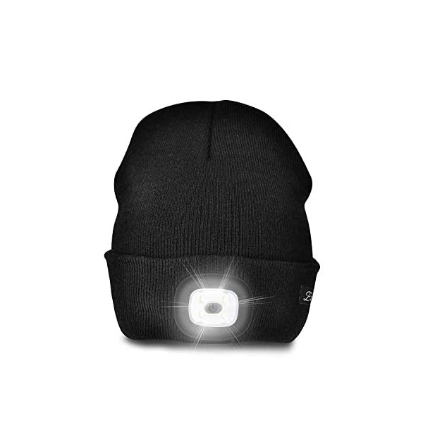 Light on Beanie