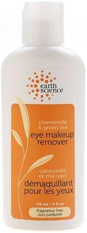 Earth Science Chamomile & Green Tea Eye Makeup Remover, 4fl.oz.