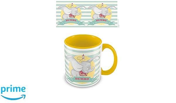 Taza de cerámica Disney mgc25324 315 ml/11oz-dumbo ...