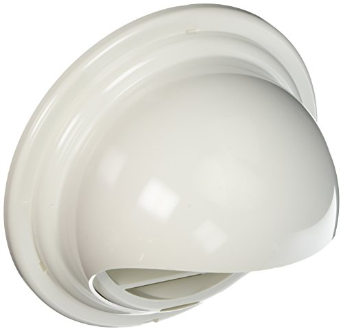 (Noritz PVT-HL Plastic Hood Termination for PVC and CPVC Venting 3 and 4-Inch Diameter)