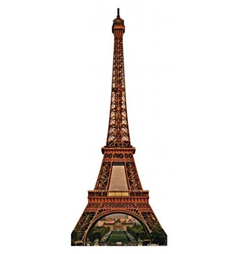 Eiffel Tower - Advanced Graphics Life Size Cardboard (Landmark Tower)