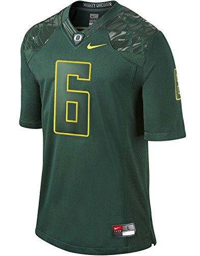 Nike Men's Oregon Ducks Limited Football Player Jersey #06 (XL, (Football Player Duck)
