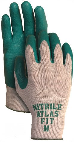 Atlas Glove Nitrile Grip Gloves