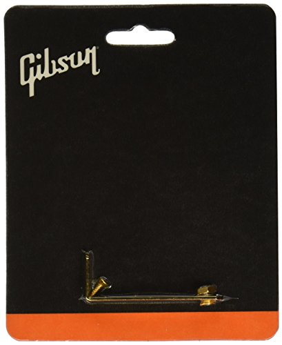 - Gibson Gear PRPB-010 Pickguard Bracket, Gold