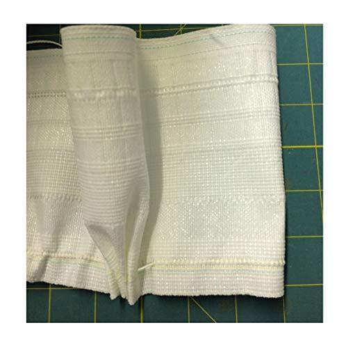 3.5 yds Goblet Pleat Tape Curtain Header Tape CAD