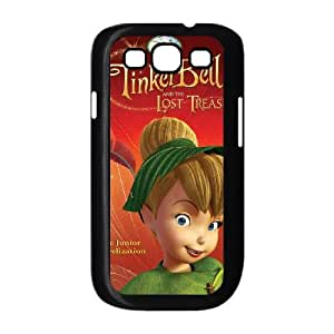 Samsung Galaxy S3 9300 Cell Phone Case Black Tinker Bell and the Lost Treasure Character Blaze F9808892