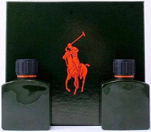 (Polo Explorer by Ralph Lauren for Men, Gift Set (Eau De Toilette Natural Spray 4.2 Ounce, After Shave 4.2 Ounce))