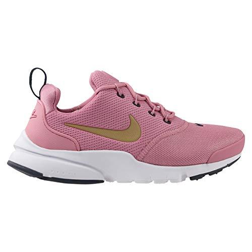 gridiron Fly De Gold Running Pink metallic Para Nike gs Presto elemental 603 Multicolor Zapatillas Mujer HfwOOqUR