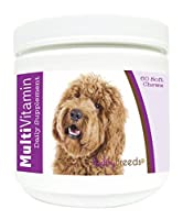 Healthy Breeds 1127-ldoo-003 60 Count Labradoodle Multi-Vitamin Soft Chews, One Size
