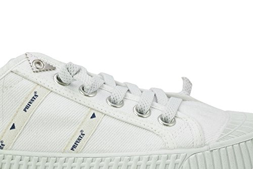 Bianco privata Sneaker Bambina 002 Donna Blanco dqOt0wWntz