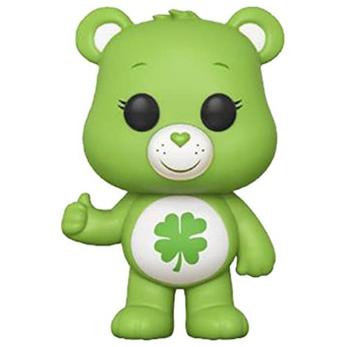 FunKo Pop Care Good Luck Bear W/Chase Figurine, 26695, Vert, Standard
