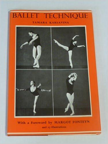 Ballet Technique; A Series of Practical Essays