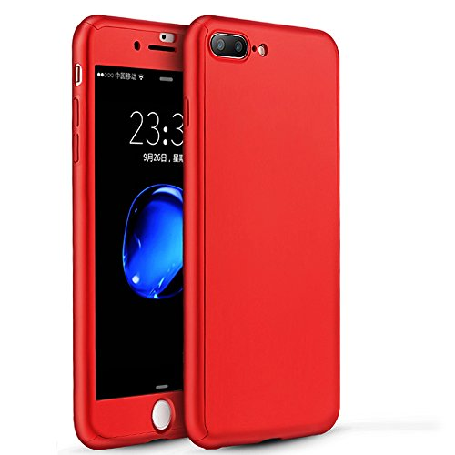 iphone 4 front glass red - 9