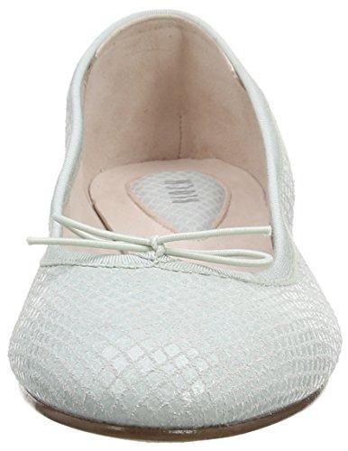Bloch Damen Aida Geschlossene Ballerinas Weiß (Wht)