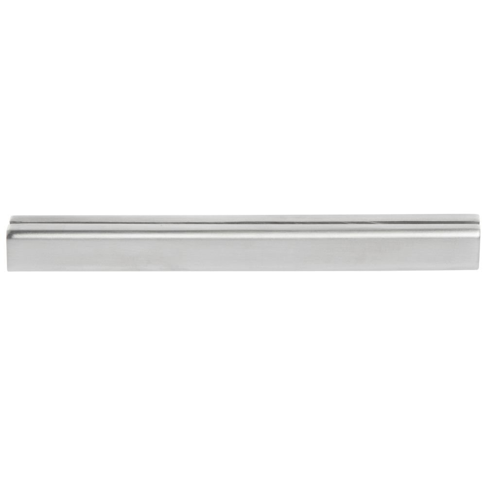 HUBERT Countertop Sign Holder Stainless Steel - 4''L x 1/4''W x 1/4''H