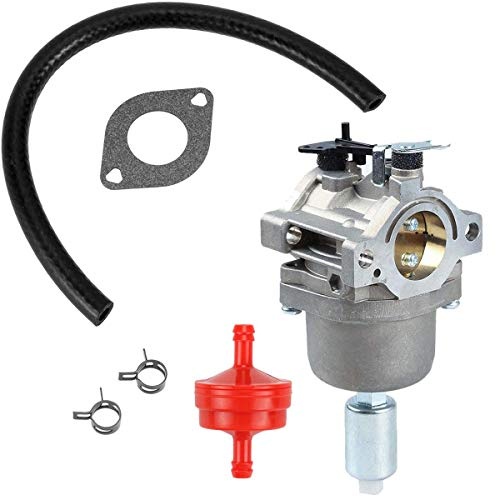 MXCELL Carburetor for Briggs & Stratton 591731 594593 796109 Replace Nikki  699915 697122 591736 594601 Carb