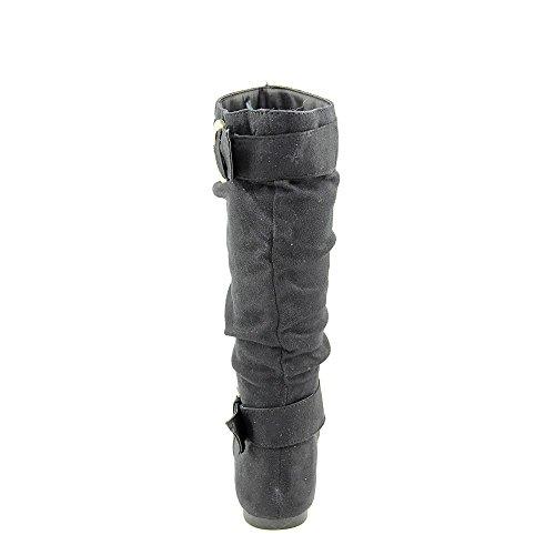 Collezione Journee Chely-12 Women Us 8 Nero Mid Boot Boot