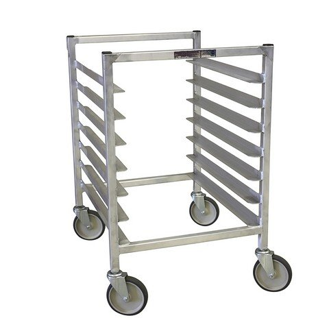Pan Load Rack Bun (Prairie View Ind. Food Service WE3018-7KD Bun Pan Rack, Half Size, 25 1/4
