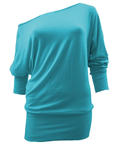 ware Home outlet Turquoise Camicia donna gFTpzTnxa