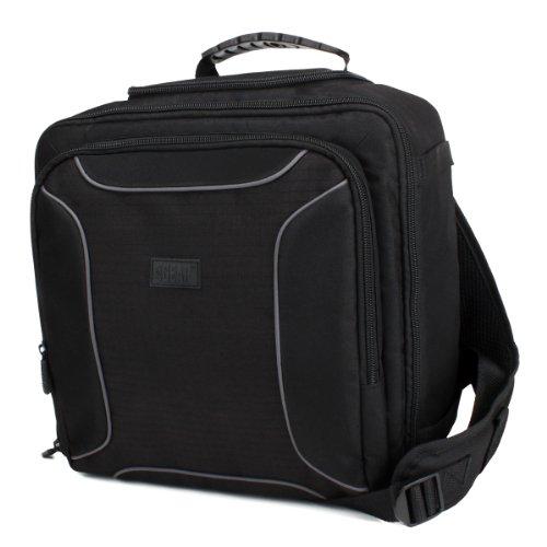 Accessory Power SLR Camera Backpack - Kamerataschen (Rucksack, Jede Marke, Schwarz, Nylon)