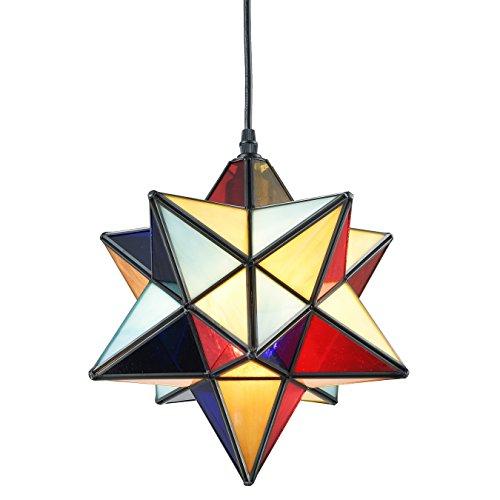 Moroccan Style Pendant Light - 2
