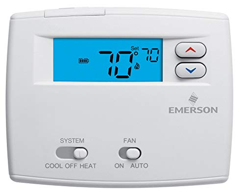 White Rodgers 661486 Programmable Digital Thermostat 1F86-0244