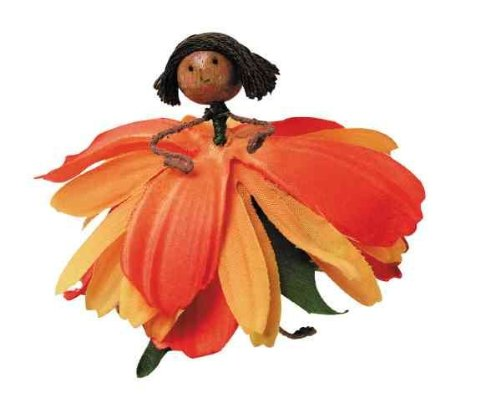 Klutz Fairies Petal People You Make Yourself Craft Kit