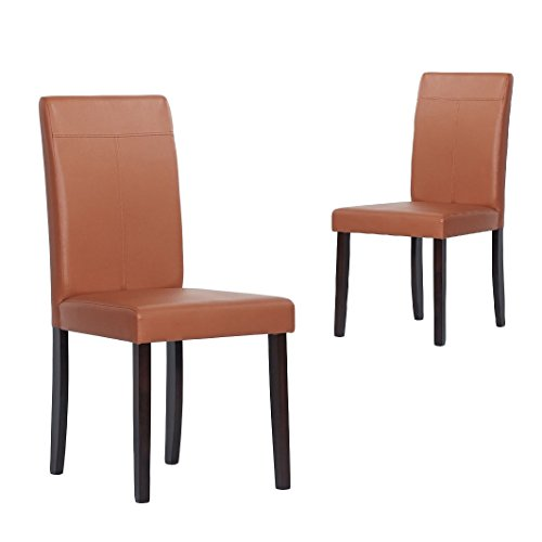 (Metro Shop Warehouse of Tiffany Toffee Dining Room Chairs (Set of)