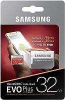 Cartão Micro Sd Samsung Evo Plus 32gb C 10 95mb/s +adaptador