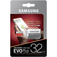 Cartão Micro Sd Samsung Evo Plus 32gb C 10 95mb/s +adaptador