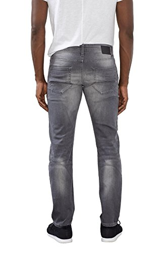 Wash Jeans Gris Hombre Light Esprit by 027cc2b007 Grey edc 6wq48WpTp
