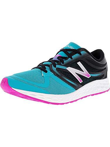 Ex3 New Balance Women's blauw grafische Fresh zwart Foam fitnessschoenen 822v3 zRfTq7waR