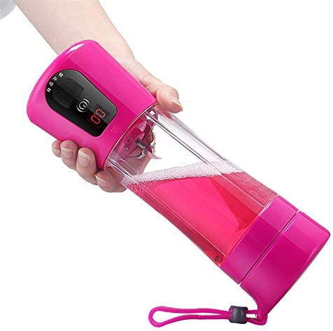 1 pc de presse-agrumes portable portable blende rechargeable presse-agrumes smoothies mélangeurs bouteille