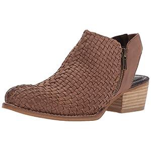 Very Volatile Women's Salo Ankle Boot, Tan, 8 B US