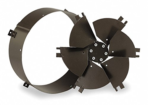 (Radial Diffuser,3-5 KW Heaters)