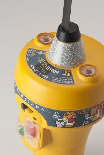 Ocean Signal SafeSea E100 EPIRB Category 2 - Manual